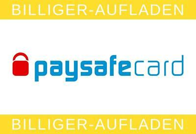 paysafecard 50 € - NO PAYPAL! - per Email/SMS+Brief - paysafe card 50 - pay-safe