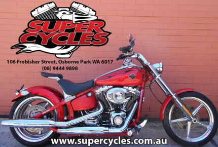 2011 HARLEY-DAVIDSON FXCWC SOFTAIL ROCKER C Osborne Park Stirling Area Preview