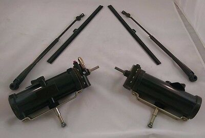 M35A2 M54 M809 Windshield KIT AIR WIPER Motor, Arms Blades, Military Truck Parts, used for sale  Augusta