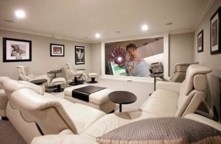 Home Theatre Package 120 HD Projector