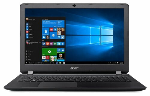 Image of Acer Aspire Es 15.6 Inch Amd E1 1.5ghz 4gb 500gb Windows Laptop - Red