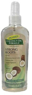 Palmers Coconut (Palmers Palmer's Coconut Oil Formula Strong Roots Spray 150ml )