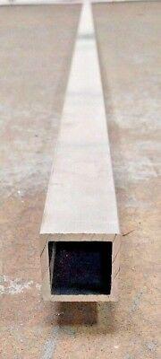 1 Square X .125 Wall X 72 Aluminum Tube