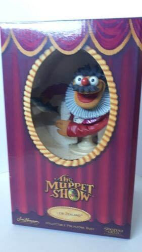 Sideshow Muppet Bust Lew Zealand