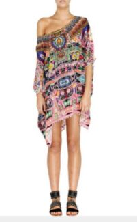 """WANTED Camilla """"Monteras"""" Short Round Neck Kaftan Dover Heights Eastern Suburbs Preview"""