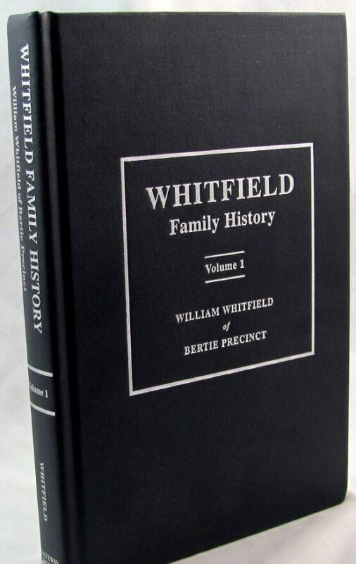 Whitfield Family History Volume 1. North Carolina. Virginia. Indenture