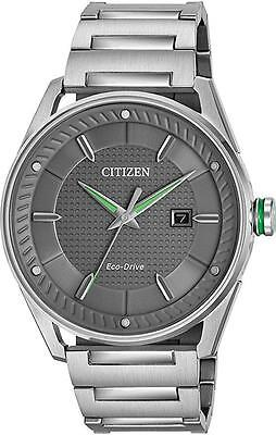 $129.40 - Citizen Drive Stainless Steel Mens Watch BM6980-59H