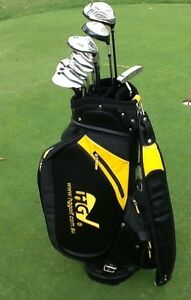 "Golf Clubs RH Men's 1.5 "" longer suit 6ft 1 to 6ft 5 Golfer Bundoora Banyule Area Preview"