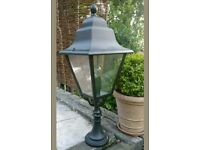 LARGE OUTDOOR GARDEN LAMP