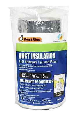 Fiberglass Roll Insulation Frost King R3 12 Inch X 15 Ft Single Faced Roll Ac