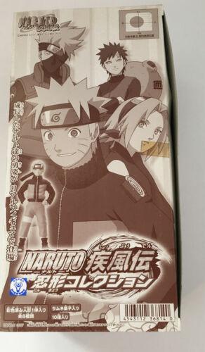 Bandai Naruto Shippuden Ningyo Ninja Collection Part 1 box case (brand NEW)