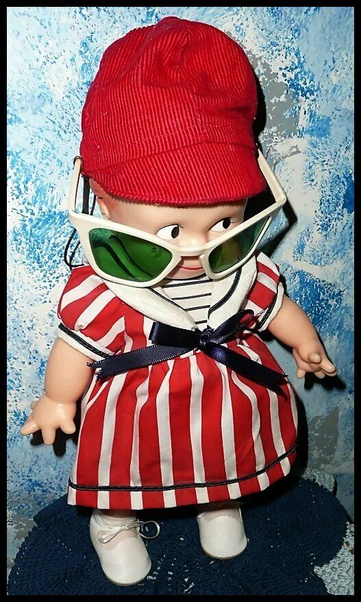 1992 Cameo Kewpie Doll By Jesco - $25.00
