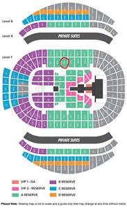 JUSTIN BIEBER Sydney A-Reserve Grandstand E-Ticket x 1 Canberra Region Preview