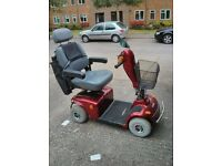 Freerider Mayfair 4 wheel Mobility Scooter. Only 2 years old very little use.