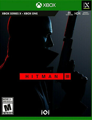 Hitman III 3 Xbox One | Series X / S [Download-Descarga] Multilanguage