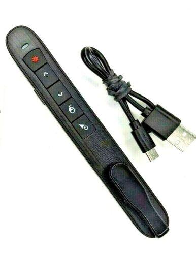 Wireless Presenter Remote Control Pointer Computer Office School Class Room Home