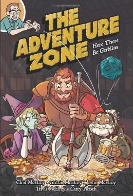 The Adventure Zone: Here There Be Gerblins by Clint McElroy [Paperback]
