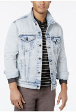 Levi/'s Mens Denim Pretty City Trucker Jacket 723340225