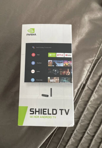 NVIDIA Shield 4k HDR Android TV P3430 - $125.00