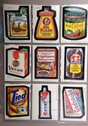 Wacky Packages 1979 Set