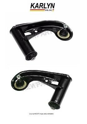 For Mercedes W202 W208 Pair Set of 2 Front Upper Control Arms&Ball Joints Karlyn