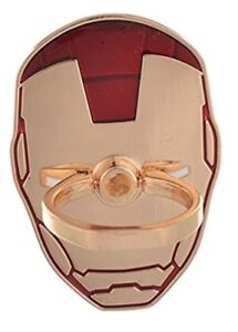BRAND NEW Iron man Phone Ring Hook Stent