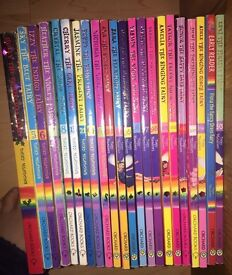 22 Rainbow Magic Books 🌈