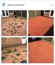Professional Driveway Cleaning Specialists