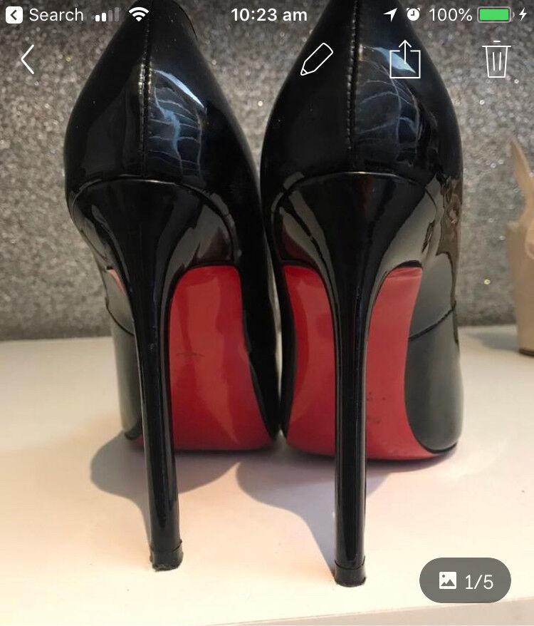 ... purchase used worn christian louboutin high heels stiletto heels shoes  3ea7c 4fd8f ... 2962a43b3593