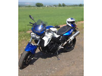 BMW F800R - only 2300 miles