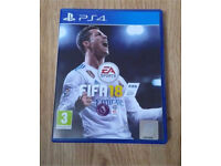 FIFA 18 Brand New Sealed PS4