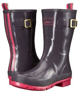 Woman's Joules Kelly Welly rain boots - size 10-11 brand new