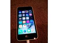 Iphone 5c 16gb unlocked spares or repairs