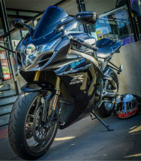 2010 GSXR 1000 - Swap for a naked 750+