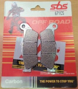 SBS-FRONT-BRAKE-PADS-KTM-640-LC4-ADVENTURE-2003-2007-CARBON-SILVER