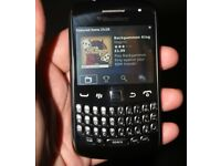 Blackberry curve, Immaculate condition