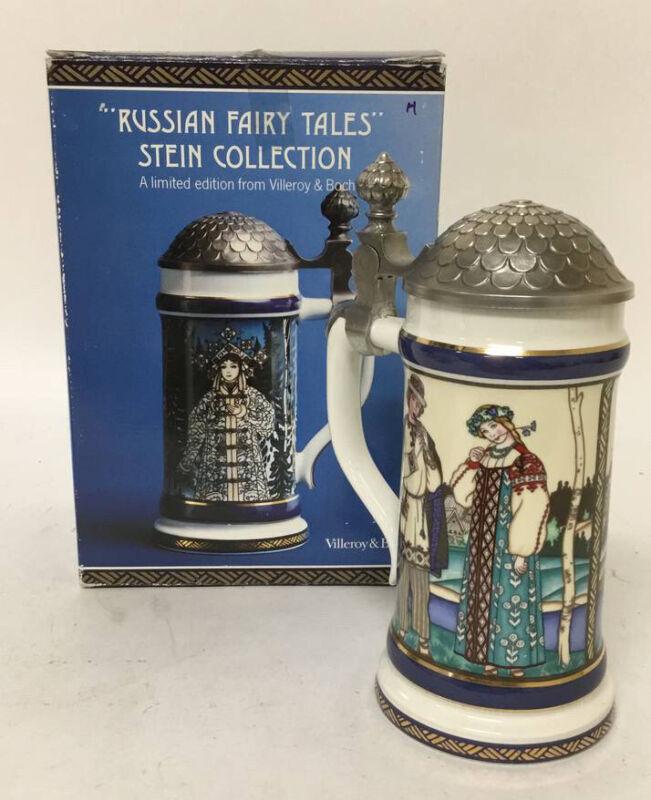 Russian Fairy Tales Stein