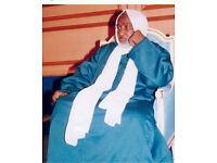 African Spiritual Healer, Clairvoyant, Psychic - Professor Kajali