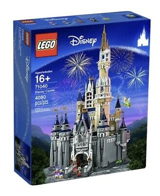 LEGO Disney Princess The Disney Castle (71040)