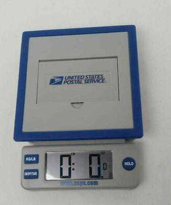 Rare Genuine United States Postal Service 10lb Digital Table Scale 2910 Lknew