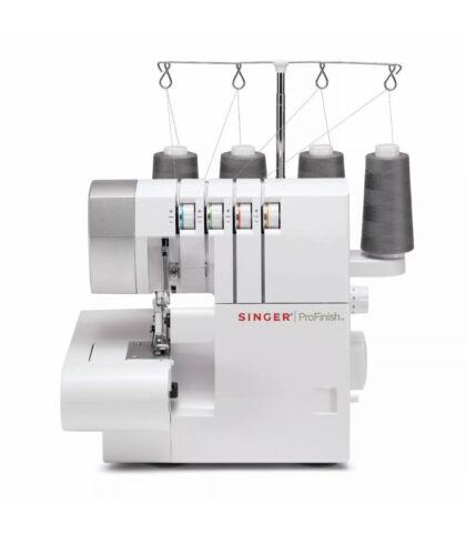 profinish 5-stitch sewing machine | singer serger thread ove