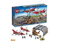 Lego city planes Airshow