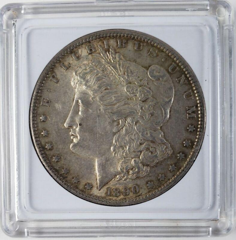 1890 S Morgan Silver Dollar *astonishing Old Coin*💣💥💥🧐🧐