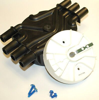 DR475 DR331 Distributor Cap And Rotor Kit (Chevy & GMC Cap & Rotor Kit) V6 (Oldsmobile Bravada Distributor Cap)
