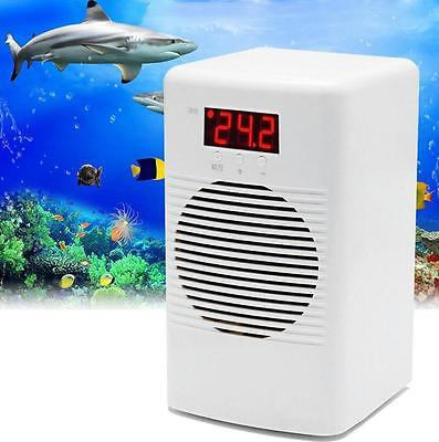 30L Aquarium Water Chiller Fish Shrimp Tank Cooler Heating Cooling function a