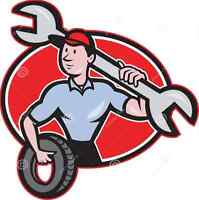 -WANTED- 3rd/4th YEAR OR LICENSED MECHANIC