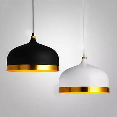 Black Gold Saturn Pendant Lamp Chandelier Bar Office Loft Decor Ceiling Light Black Gold Chandelier