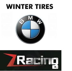 Bmw Winter Tire Rim Packages on Sale @Zraing Call 905 673 2828