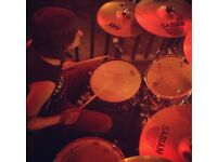 Experienced drummer looking for covers band or dep gigs