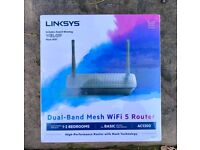Linksys MR6350 Dual-Band Mesh Wi-Fi 5 Router AC1300 (BRAND NEW, SEALED)